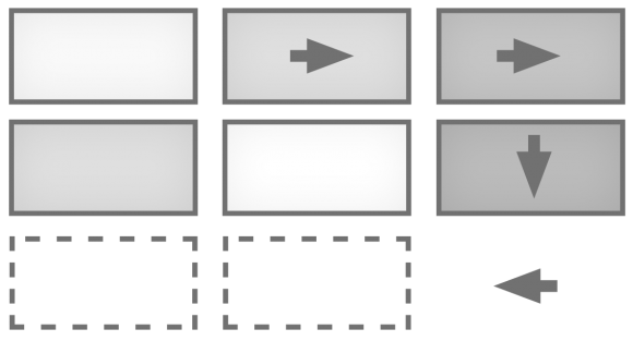 Adaptive layout arrangement